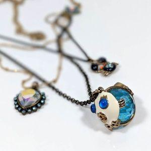 Betsey Johnson Jewelry - Betsey Johnson Fish & Crab Necklace